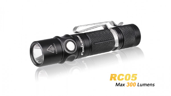 LED Taschenlampe Fenix RC05 Cree XP-G2 R5 LED