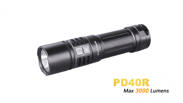 LED Taschenlampe Fenix PD40R Cree XHP70 LED