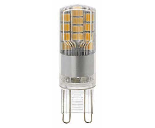 G9 LED Stiftsockel-Lampe QT14 (2,6 W, Warmweiß)